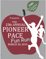 Pioneer Pace 5k Fun Run/Walk