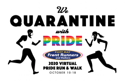 East Bay Front Runners & Walkers Virtual Pride Run & Walk