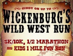 6th Annual Wickenburg's Wild West Run