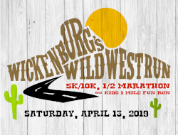 7th Annual Wickenburg's Wild West Run