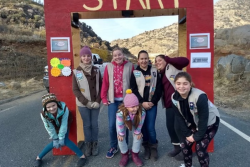Three Rivers Girl Scouts 3rd Annual End-of-the-Year Fun Run (Troop 2653)