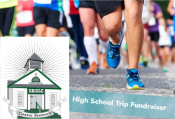 Three Rivers New Year Fun Run (ERCLC High School Trip Fundraiser)
