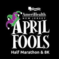 AmeriHealth New Jersey April Fools Half Marathon