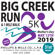 Big Creek Run 5K