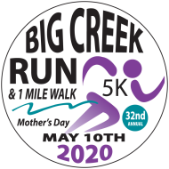 Big Creek Run 5K - 2020 Event Canceled