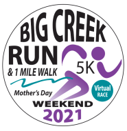 Big Creek Run Virtual 5K