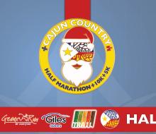 Cajun Country Run (1/2 Marathon, 10k & 5k) 2021