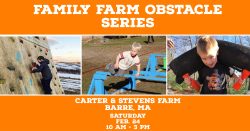 EVENT #2 - PursueLocal Family Farm Obstacle Series