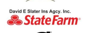David Slater Ins Agcy. Inc State Farm