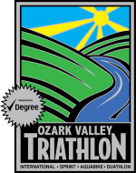 Ozark Valley Triathlon p/b Degree