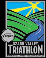 Ozark Valley Triathlon presented by Degree