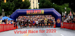 Hotlanta Half Marathon & Hotlanta 5k (VIRTUAL RACE for 2020)
