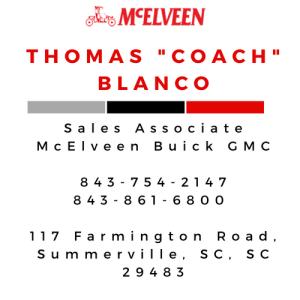 "Thomas ""Coach"" Blanco"