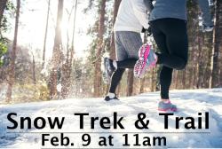 Snow Trek & Trail 5K Fun Run