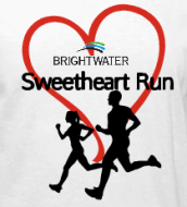 Brightwater Sweetheart 5k Run/Walk & 1 Mile Fun Run
