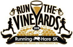 Run the Vineyards - Running Hare 5K