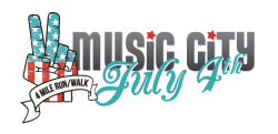 2018 Music City July 4th - 4 Mile Run/Walk