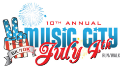 2019 Music City July 4th - 5K/10K