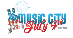 Music City July 4th  5k - Virtual Celebration
