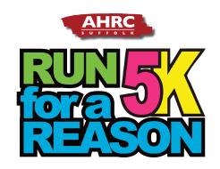AHRC Suffolk 's Run For A Reason 5K Run/Walk