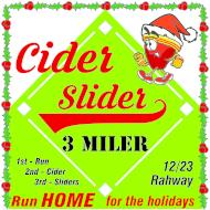 Cider Slider 3 Miler
