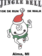 Come Home to Alma for the Holidays - Jingle Bell 5K and 10k & Kid's Reindeer Trot