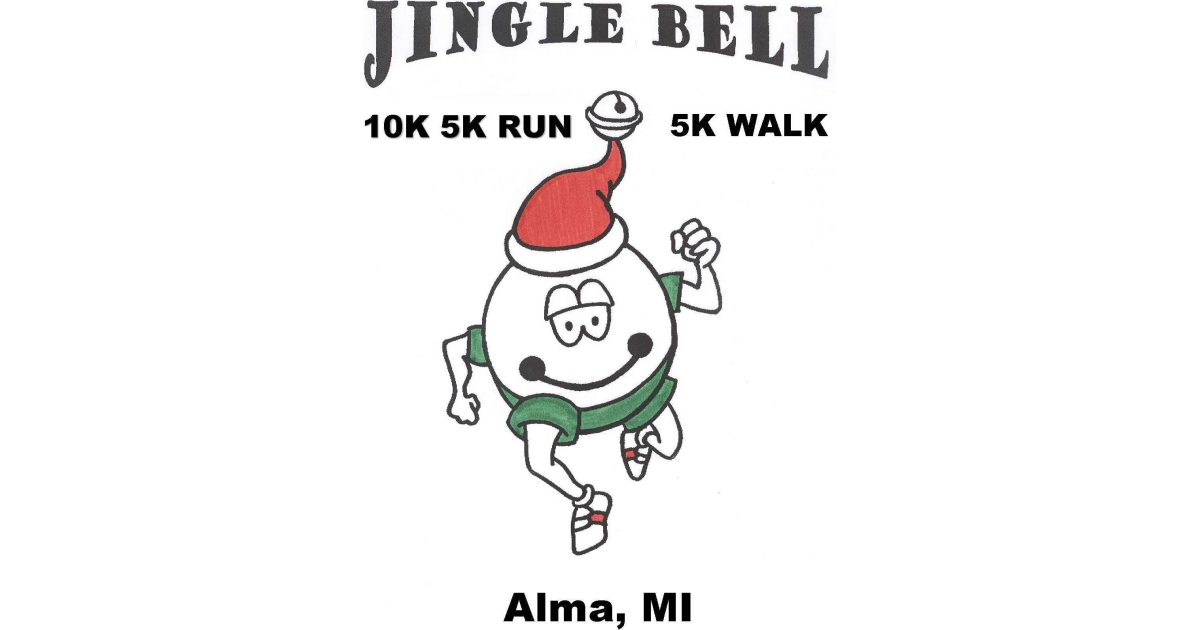 Come Home to Alma for the Holidays - Jingle Bell 5K and ... Reindeer 10k Stourhead