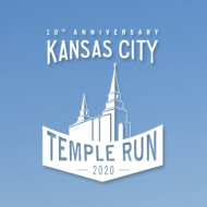 Kansas City Temple Run--Cancelled Due to Coronavirus