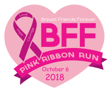 BFF Pink Ribbon Run 5K/10K