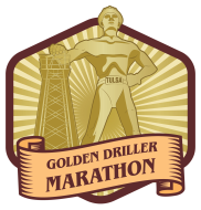 Golden Driller Marathon