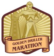 Golden Driller Marathon