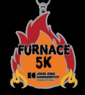 John Zink Hamworthy Combustion Furnace 5K