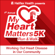 Halifax Health My Heart Matters 5K Run & Walk