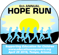 Hope Run 10K, 5K & 1 Mile Supporting Education