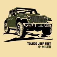 TOLEDO JEEP® FEST 4-MILER
