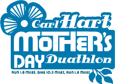Carl Hart Mother's Day Duathlon