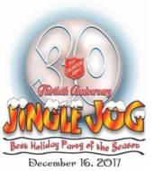 30th Anniversary Jingle Jog 5k