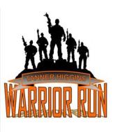 Tanner Higgins Warrior Run