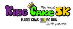 King Cake 5K - Mardi Gras MOM-BO Run