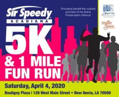 Sir Speedy 5K Run and 1 Mile Fun Run