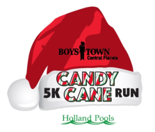 14th Annual Candy Cane 5K - Virtual!!!