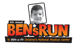 4th Annual Ben's Run 5k