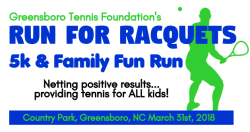 Run for Racquets