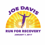 Joe Davis Run for Recovery