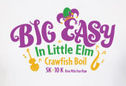 Big Easy Crawfish Boil One Mile, 5k & 10k