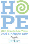 Donate Life Texas 2nd Chance Run - Fort Worth