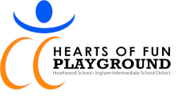Hearts of Fun Playground, 5K Run, Walk & Roll