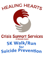 Healing Hearts 5k Walk/Run for Suicide Prevention