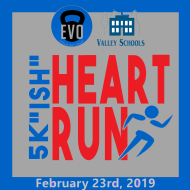 "5k ""ish"" Heart Run"
