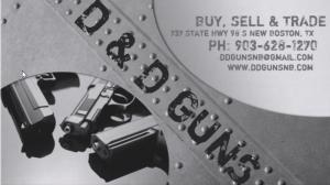 D&D Guns